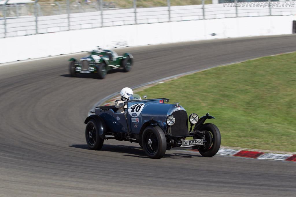 Bentley 3-Litre - Chassis: ML1524 - Driver: Duncan Wiltshire  - 2016 Historic Grand Prix Zandvoort