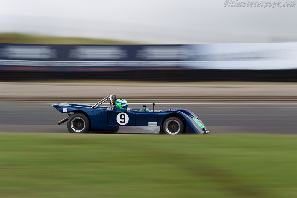 Chevron B19 - Chassis: B19-71-17 - Driver: Max Smith-Hilliard / Nick Padmore  - 2016 Historic Grand Prix Zandvoort