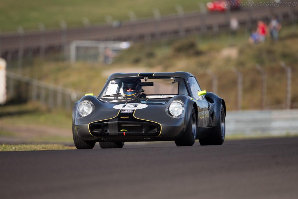 Chevron B8 - Chassis: CH-DBE-63 - Driver: Graham Wilson / Nigel Greensall  - 2016 Historic Grand Prix Zandvoort