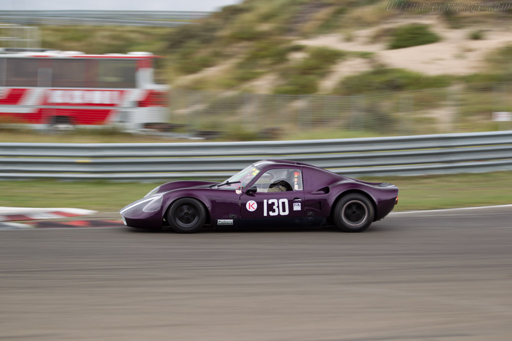 Chevron B8 - Chassis: CH-DBE-48 - Driver: David Smithies / Chris Clarkson  - 2016 Historic Grand Prix Zandvoort