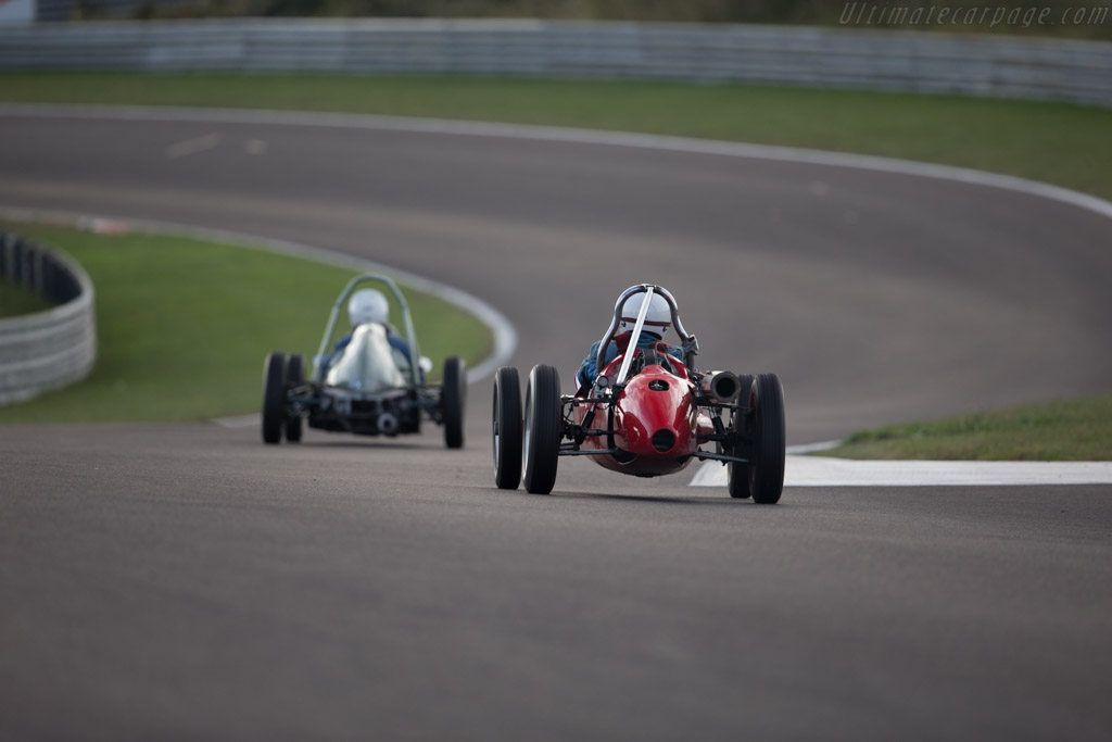 Cooper Mk 12  - Driver: Per Hageman  - 2016 Historic Grand Prix Zandvoort