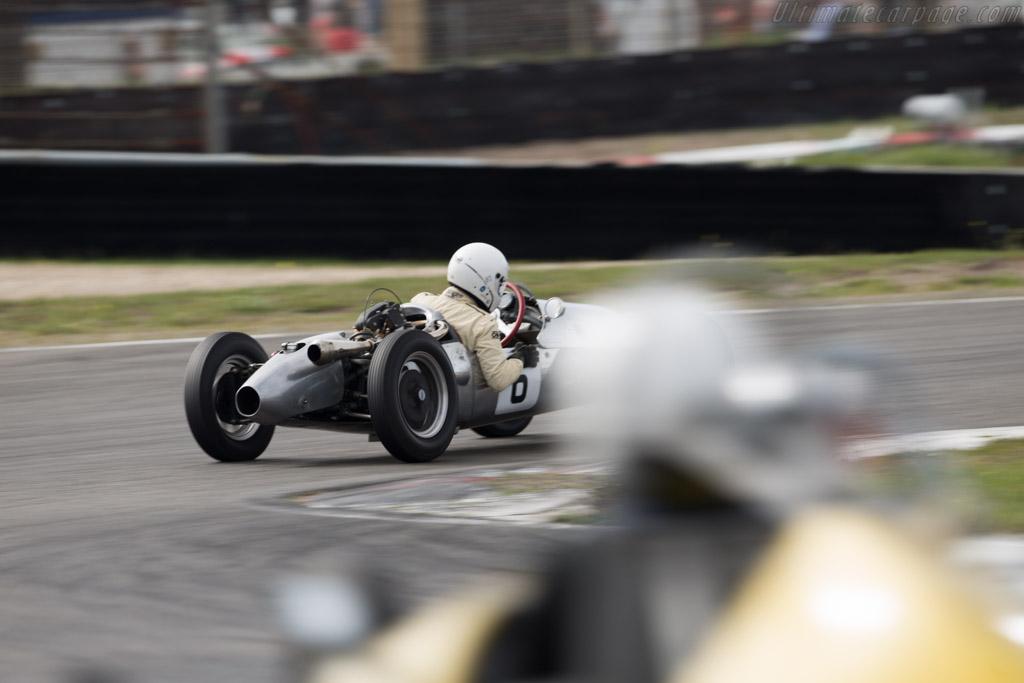 Cooper Mk 12  - Driver: Roy Wright  - 2016 Historic Grand Prix Zandvoort