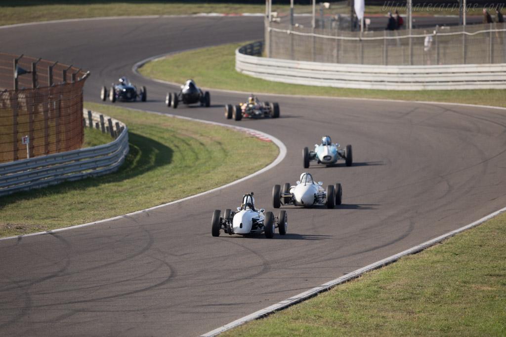 Cooper T59 - Chassis: FJ-9-62 - Driver: Chris Merrick  - 2016 Historic Grand Prix Zandvoort