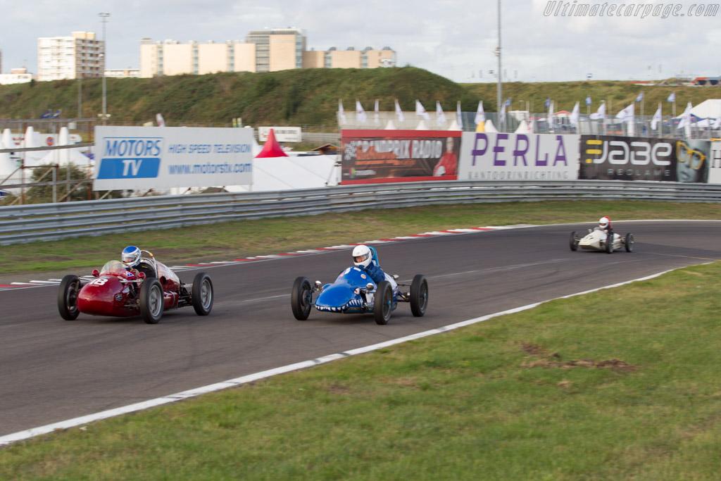 Cousy Number 2  - Driver: Gareth Jones  - 2016 Historic Grand Prix Zandvoort