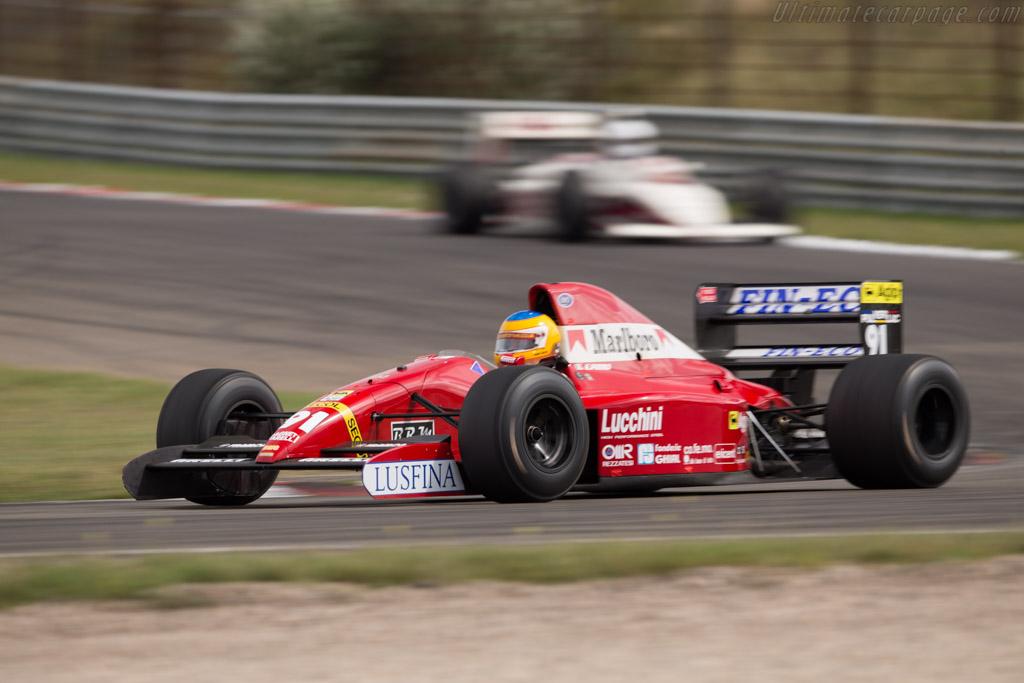 Dallara F191 Judd - Chassis: 023 - Driver: Terry Sayles  - 2016 Historic Grand Prix Zandvoort