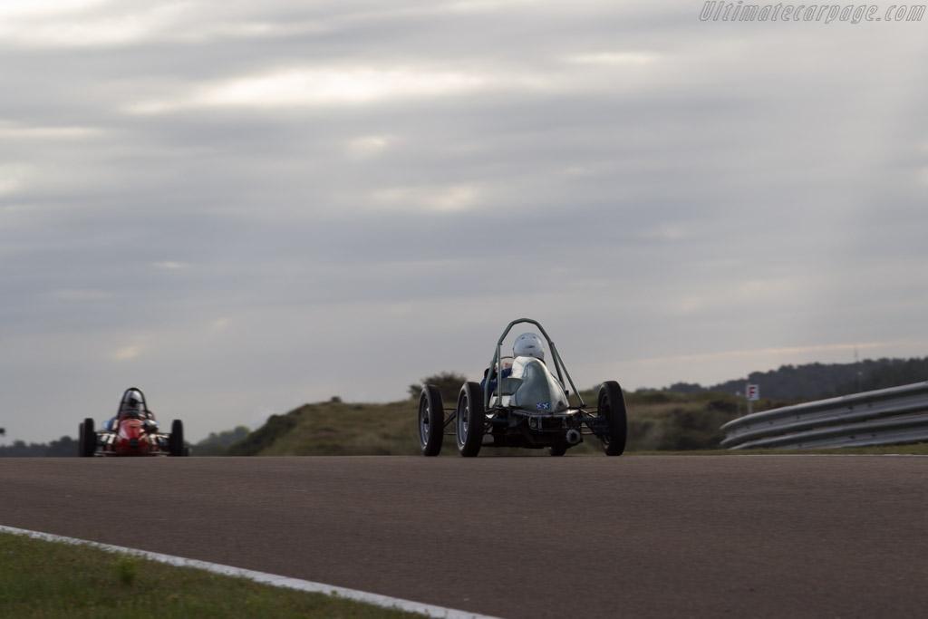 Effyh TT  - Driver: Peter Kumlin  - 2016 Historic Grand Prix Zandvoort
