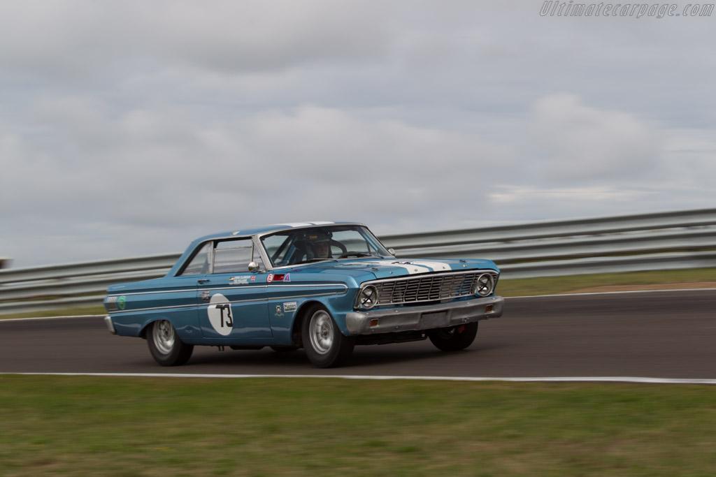 Ford Falcon Sprint  - Driver: Chris Clarkson / David Smithies  - 2016 Historic Grand Prix Zandvoort