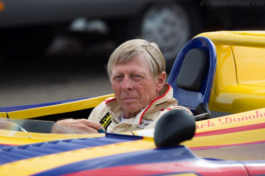 Gijs van Lennep - Chassis: 917/30-002   - 2016 Historic Grand Prix Zandvoort