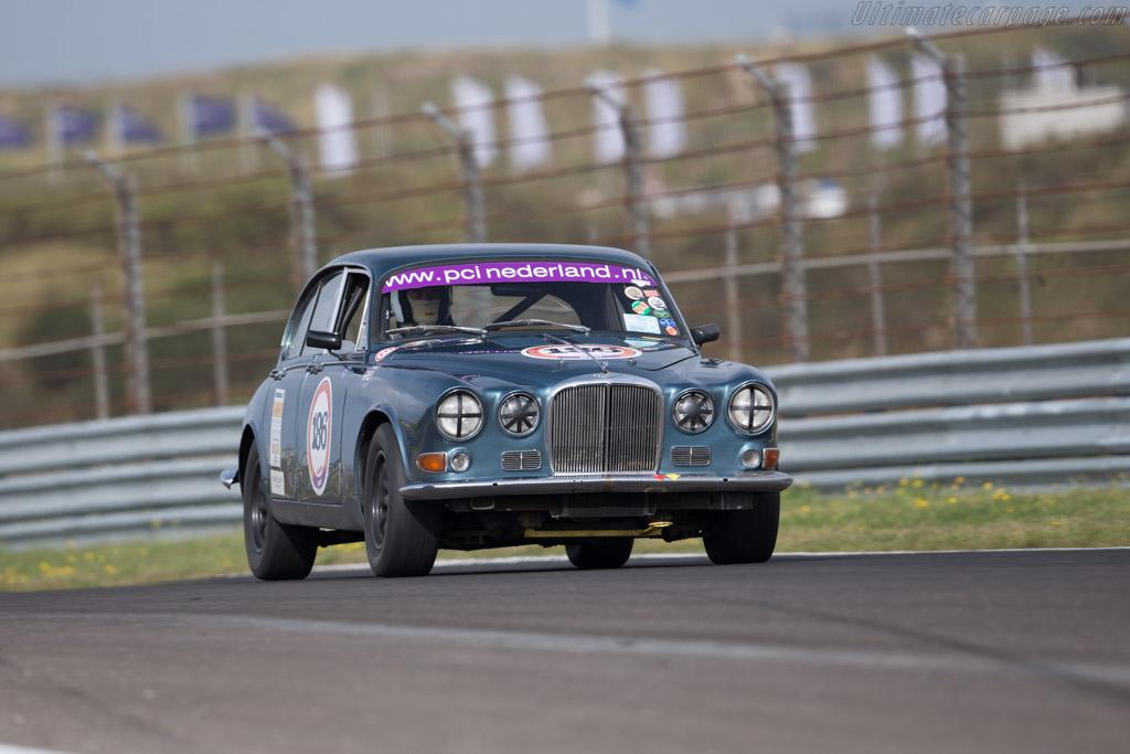 Jaguar 420 Saloon  - Driver: Marnix Dierick - 2016 Historic Grand Prix Zandvoort