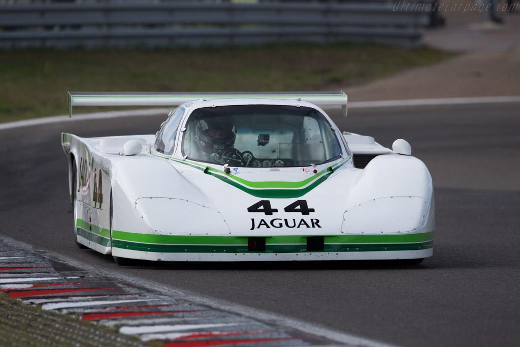 Jaguar XJR-5 - Chassis: XJR-5/001 - Driver: Nicky Pastorelli  - 2016 Historic Grand Prix Zandvoort