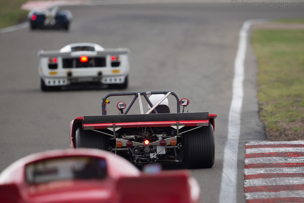 Lola T290 - Chassis: HU20 - Driver: Michael Gans - 2016 Historic Grand Prix Zandvoort