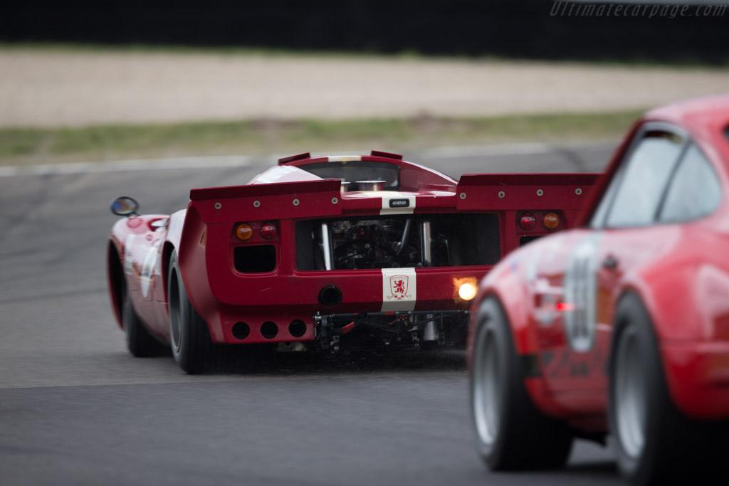 Lola T70 MK3B  - Driver: Paul Gibson - 2016 Historic Grand Prix Zandvoort