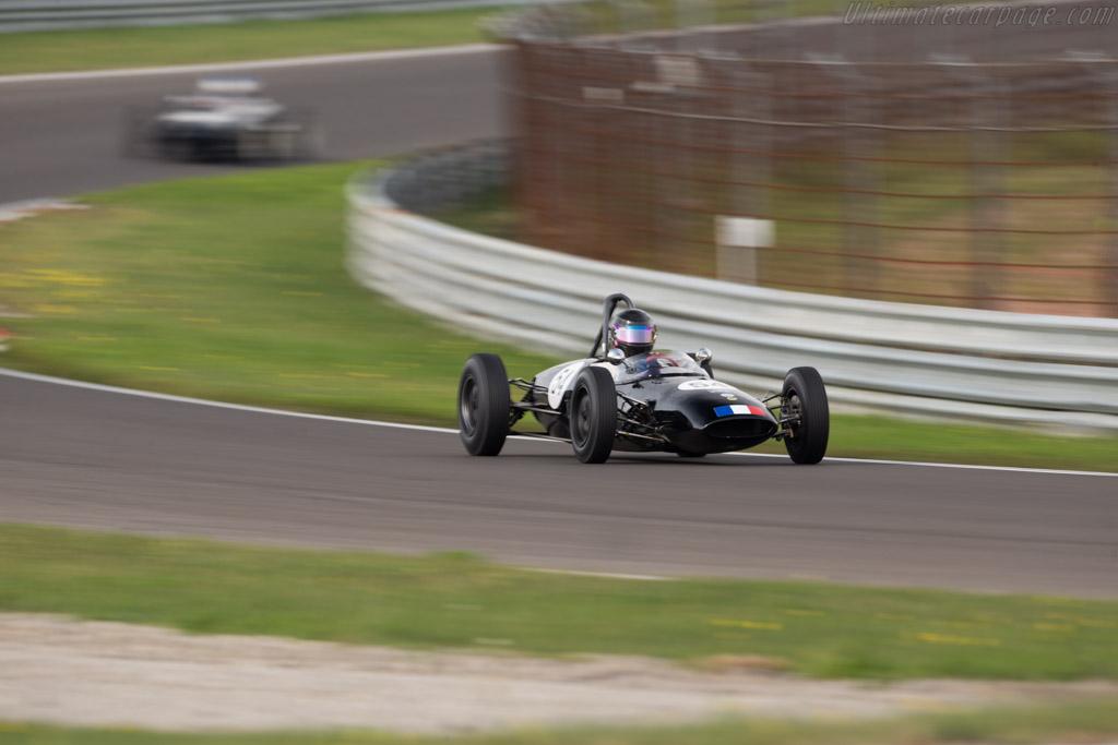 Lotus 22 - Chassis: 22-FJ-49 - Driver: Martin Halusa  - 2016 Historic Grand Prix Zandvoort