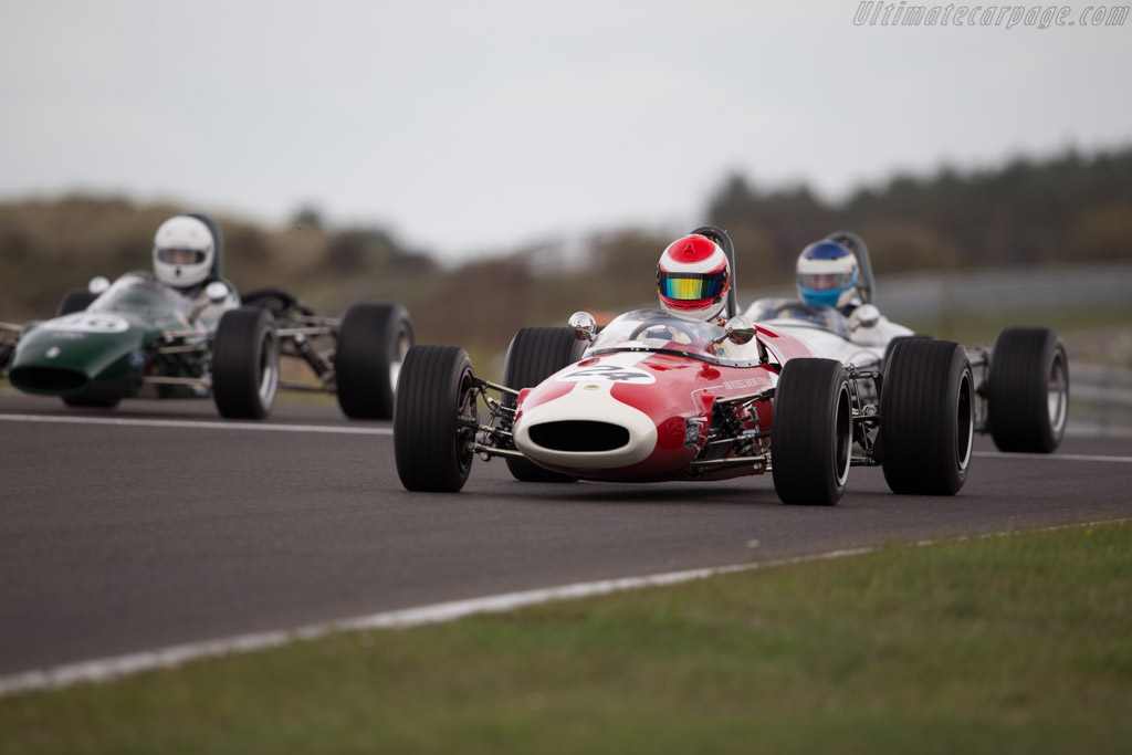 Lotus 31  - Driver: Andrew Thorpe  - 2016 Historic Grand Prix Zandvoort