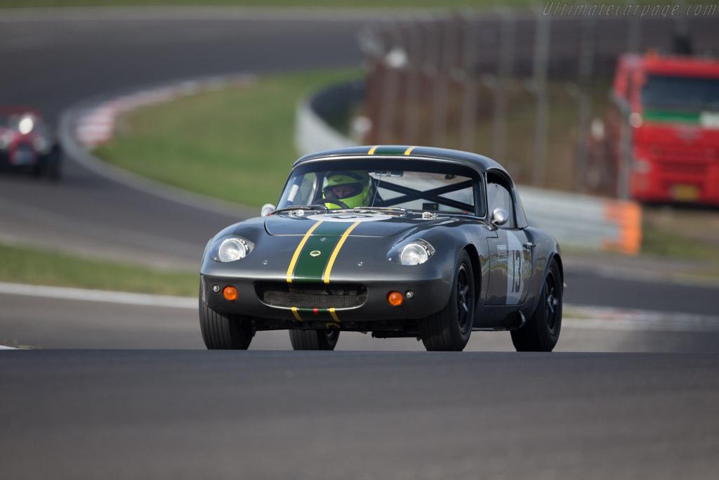 Lotus Elan - Chassis: 26-0206 - Driver: Graham Wilson  - 2016 Historic Grand Prix Zandvoort