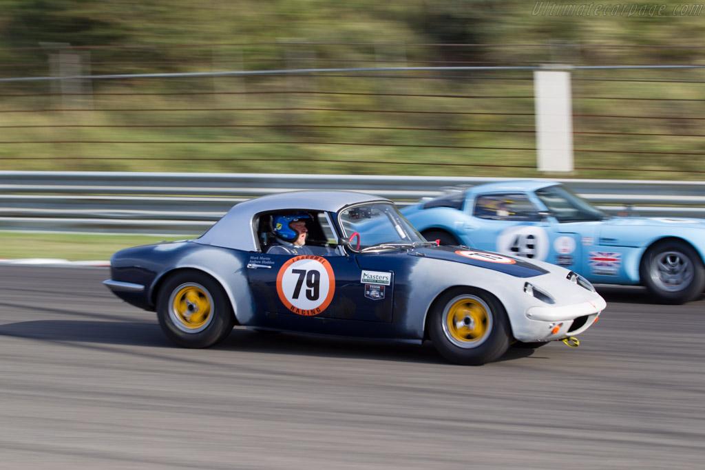 Lotus Elan - Chassis: 26R-43 - Driver: Mark Martin / Andrew Haddon  - 2016 Historic Grand Prix Zandvoort