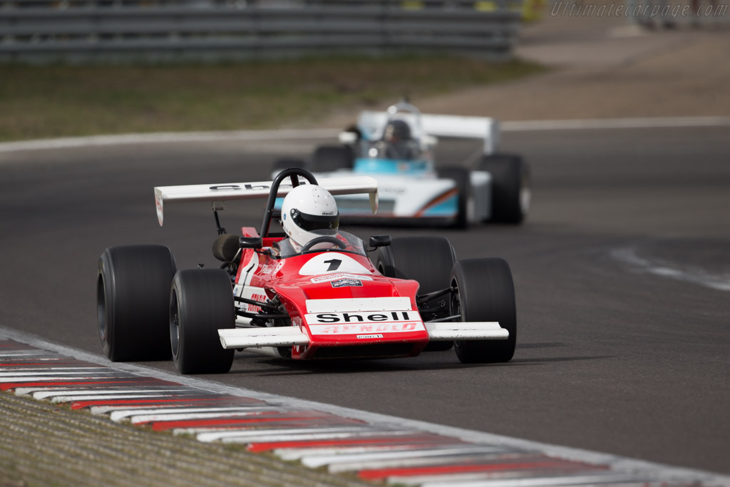 March 712M - Chassis: 712-11 - Driver: Robert Simac  - 2016 Historic Grand Prix Zandvoort