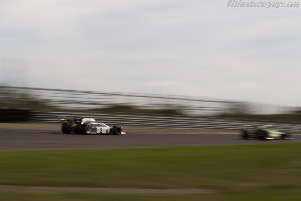 March 772 - Chassis: 772-3 - Driver: Matthew Watts  - 2016 Historic Grand Prix Zandvoort
