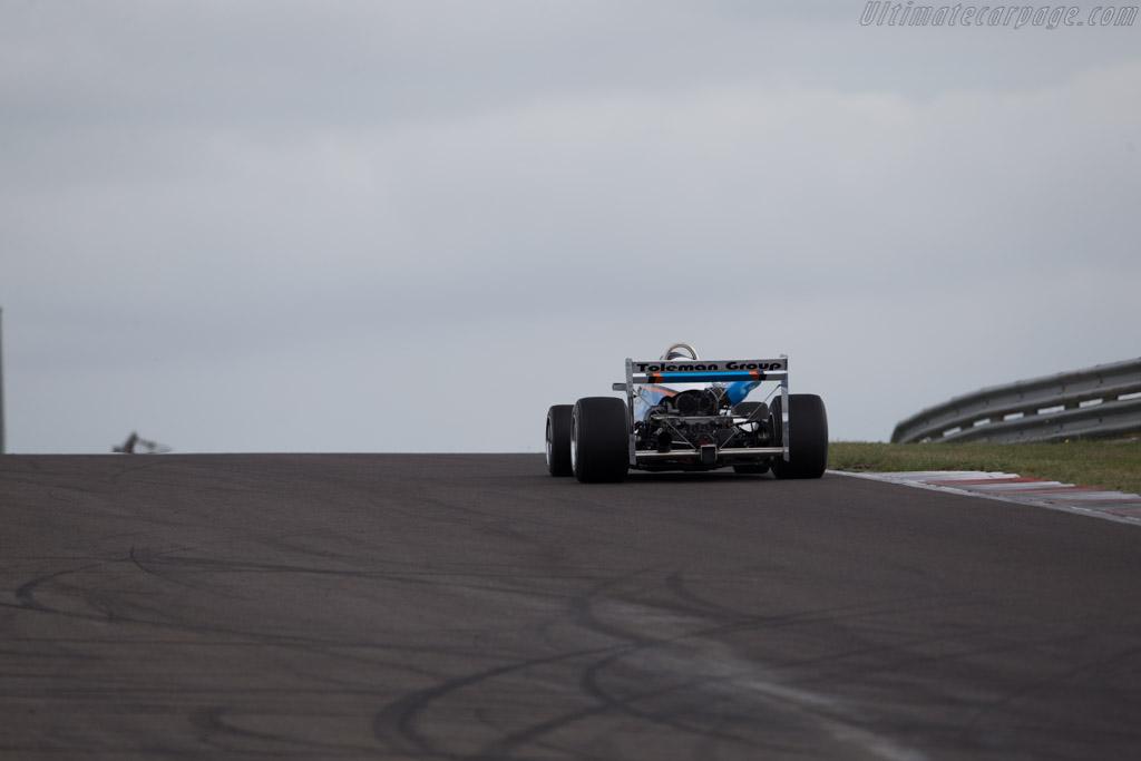 March 782 - Chassis: 782-12 - Driver: Dean Forward  - 2016 Historic Grand Prix Zandvoort