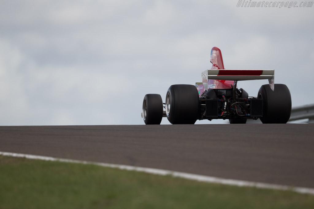 Parnelli VPJ4 Cosworth - Chassis: 001 - Driver: John McKenna  - 2016 Historic Grand Prix Zandvoort