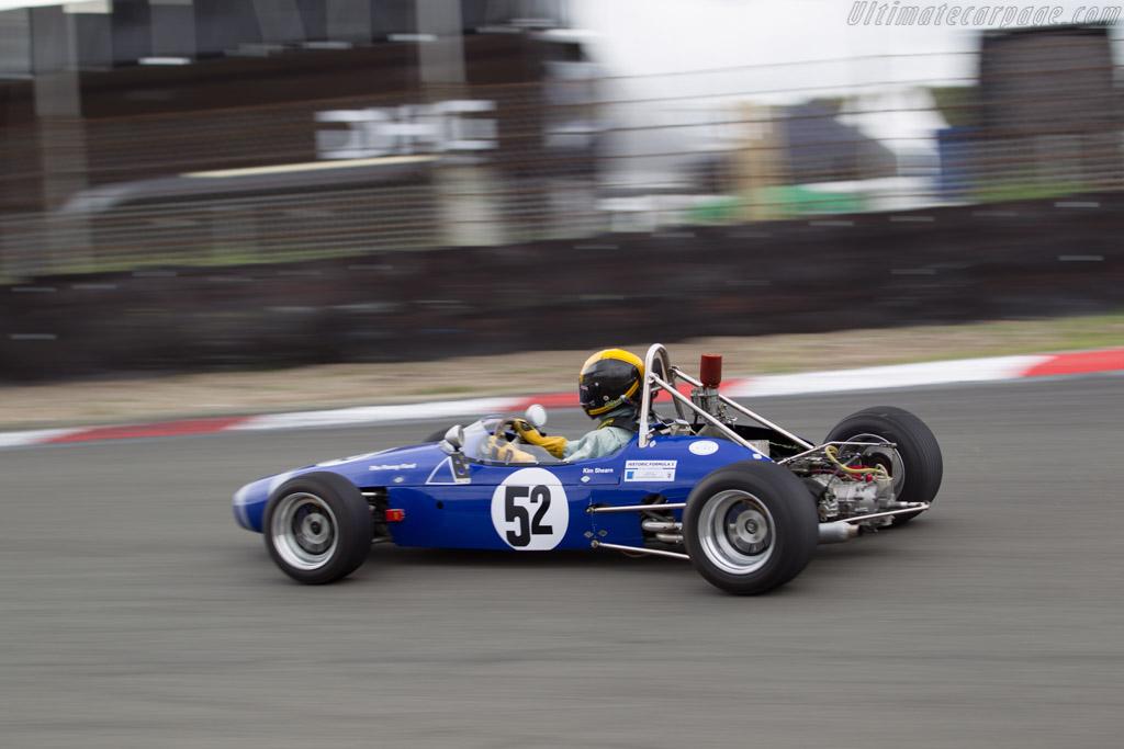 Penny PF1 Ford  - Driver: Kim Shearn  - 2016 Historic Grand Prix Zandvoort