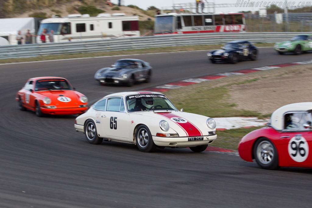 Porsche 911 - Chassis: 302060 - Driver: Mark Bates  - 2016 Historic Grand Prix Zandvoort