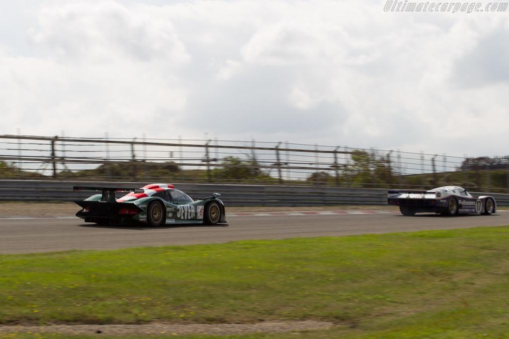 Porsche 911 GT1 Evo '98 - Chassis: GT1/98-004   - 2016 Historic Grand Prix Zandvoort