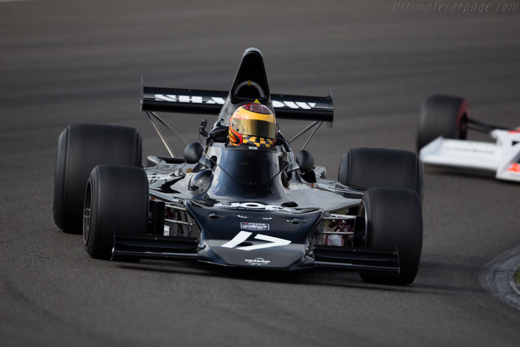 Shadow DN1 Cosworth - Chassis: DN1/4A - Driver: Keith Freiser  - 2016 Historic Grand Prix Zandvoort
