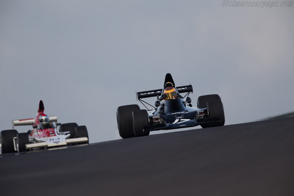 Shadow DN1 Cosworth - Chassis: DN1/4 - Driver: Keith Freiser  - 2016 Historic Grand Prix Zandvoort