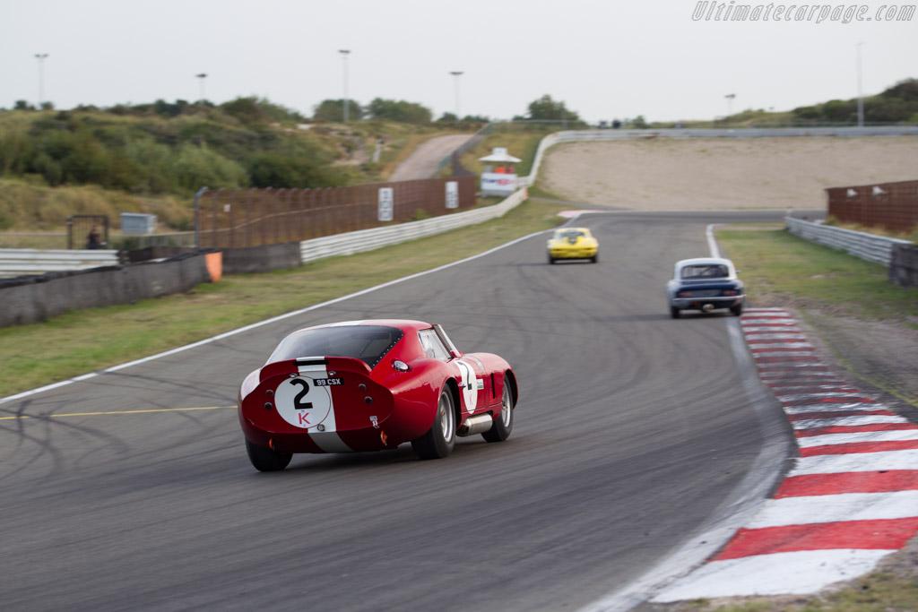 Shelby Daytona Cobra  - Driver: Leo Voyazides / Simon Hadfield  - 2016 Historic Grand Prix Zandvoort