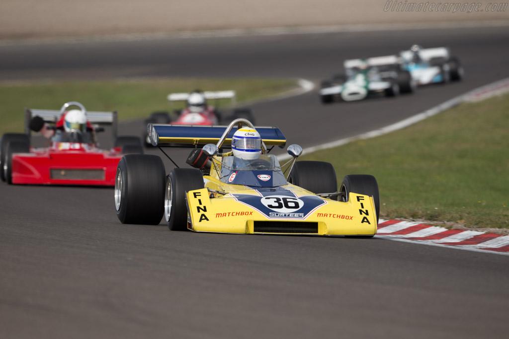 Surtees TS15 - Chassis: TS15-03 - Driver: Jeremy Wheatley  - 2016 Historic Grand Prix Zandvoort