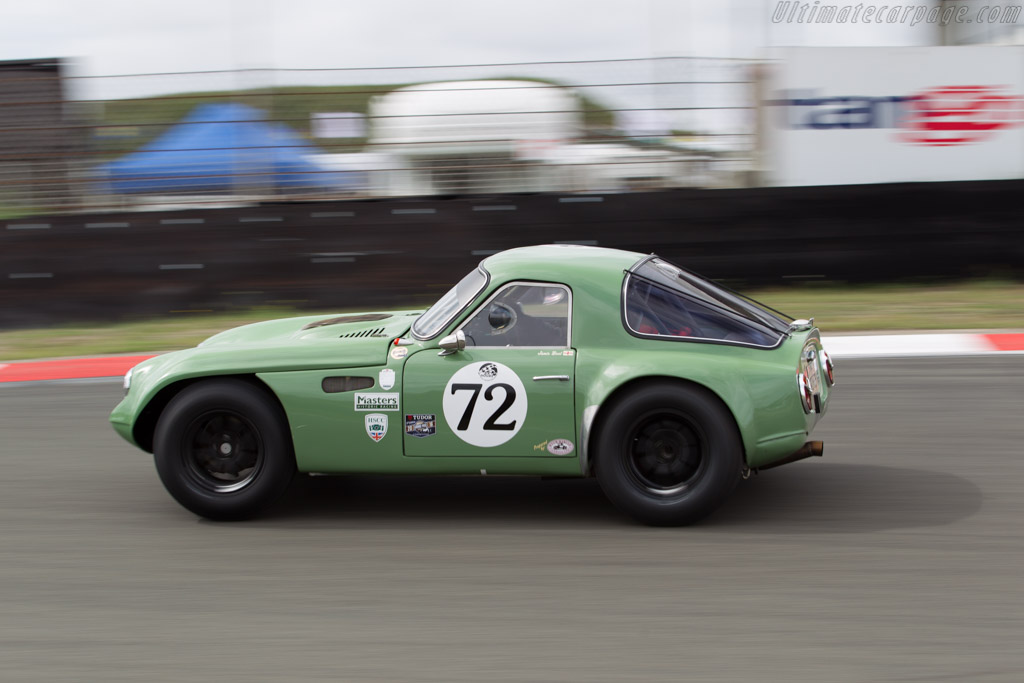 TVR Griffith  - Driver: Jamie Boot  - 2016 Historic Grand Prix Zandvoort