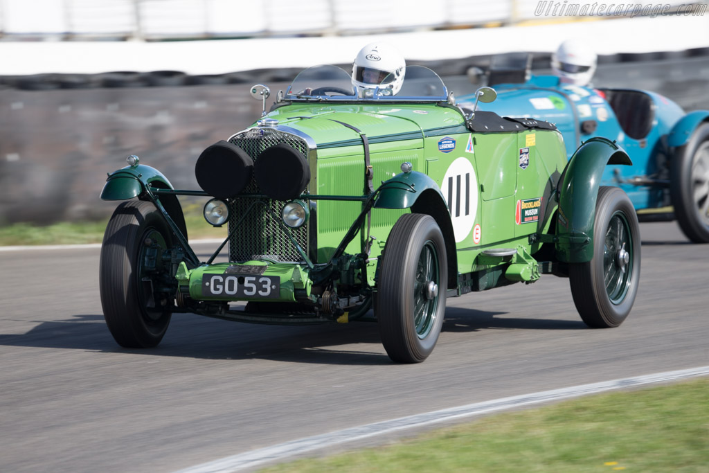 Talbot 105 Sports - Chassis: 31053 - Driver: Chris Lunn  - 2016 Historic Grand Prix Zandvoort