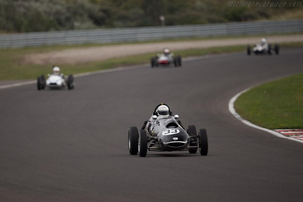 Terrier Mk4 Series 1 - Chassis: 01 - Driver: Christopher Drake  - 2016 Historic Grand Prix Zandvoort