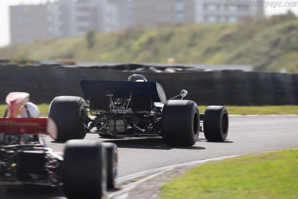 Tyrrell 001 Cosworth - Chassis: 001 - Driver: John Delane  - 2016 Historic Grand Prix Zandvoort