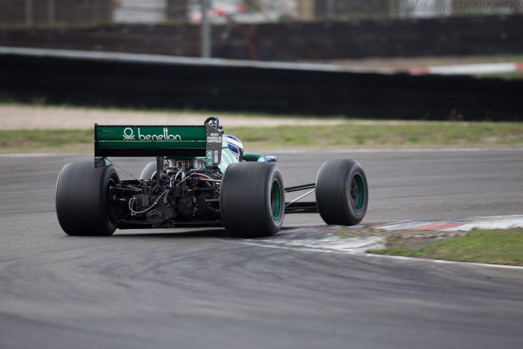 Tyrrell 012 Cosworth - Chassis: 012/5 - Driver: Stefano di Fulvio  - 2016 Historic Grand Prix Zandvoort