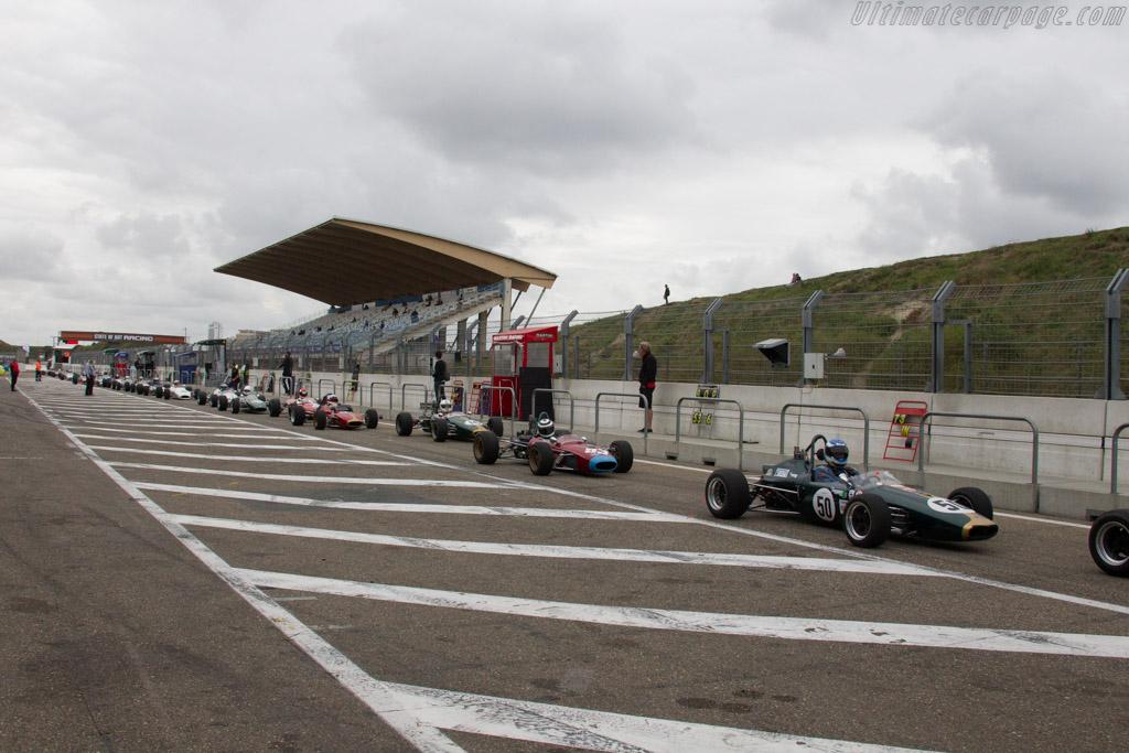 Welcome to Zandvoort    - 2016 Historic Grand Prix Zandvoort