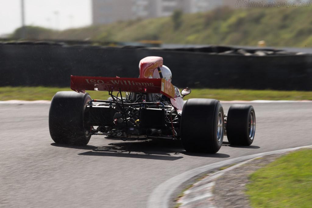 Williams FX3B Cosworth - Chassis: FX3/2 - Driver: Daniel Rollinger  - 2016 Historic Grand Prix Zandvoort