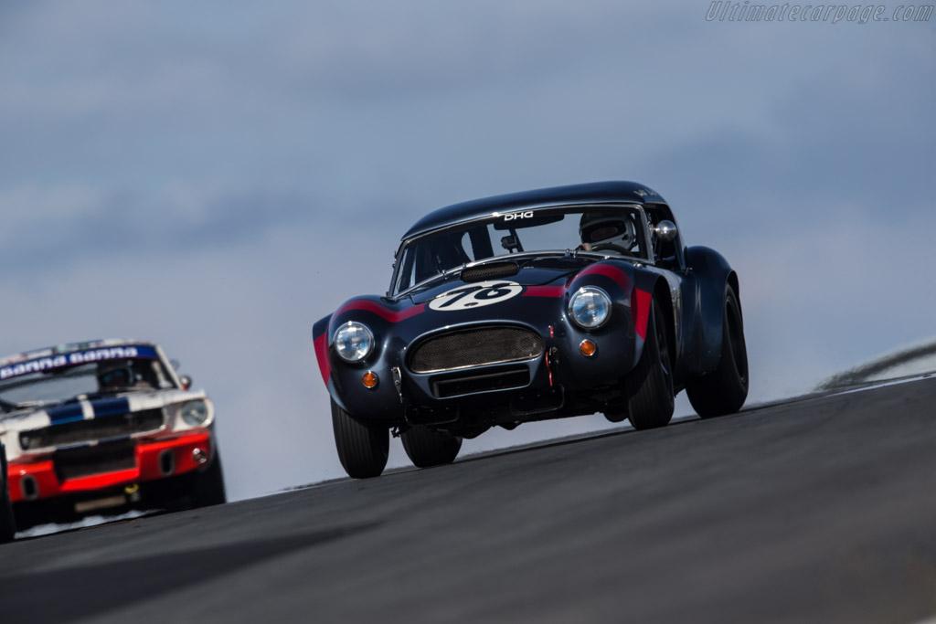AC Cobra - Chassis: CSX2049 - Driver: David Hart  - 2017 Historic Grand Prix Zandvoort