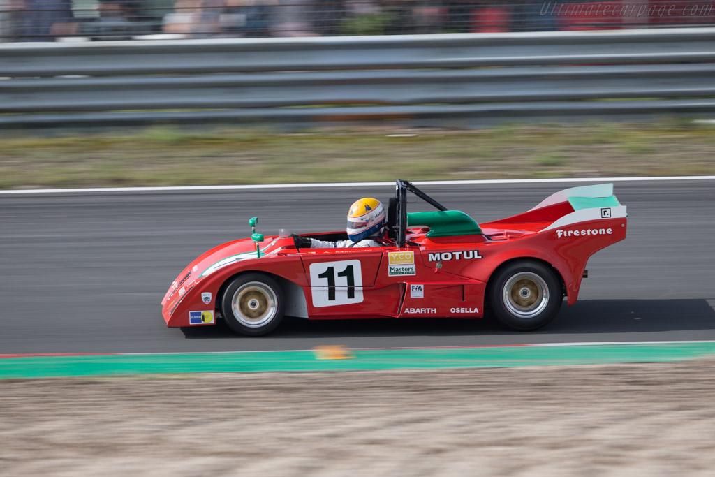 Abarth Osella PA1 - Chassis: PA1-04 - Driver: Charles Nearburg  - 2017 Historic Grand Prix Zandvoort