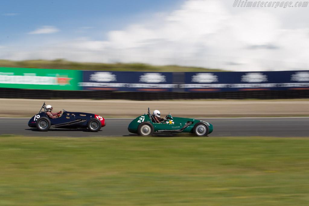 Alta F2 - Chassis: F2/5 - Driver: Ian Nuthall  - 2017 Historic Grand Prix Zandvoort