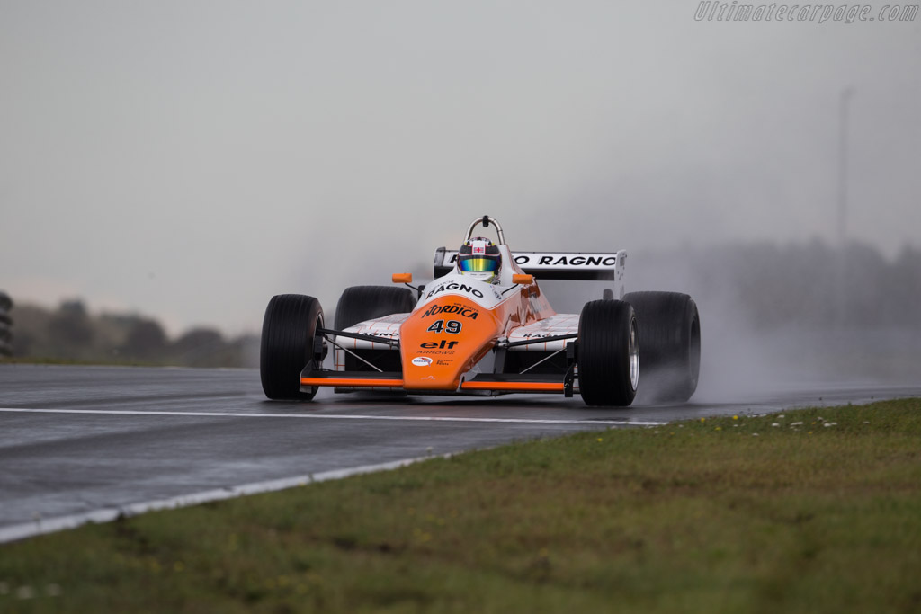 Arrows A5 - Chassis: A5-1 - Driver: Neil Glover  - 2017 Historic Grand Prix Zandvoort
