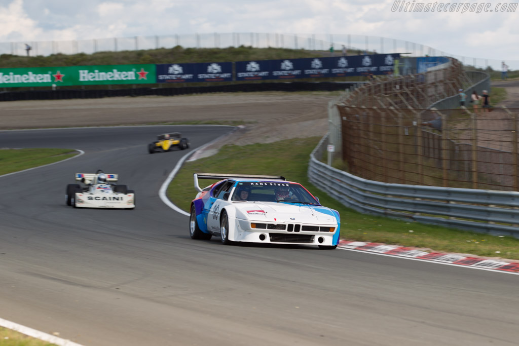 BMW M1 Group 4    - 2017 Historic Grand Prix Zandvoort