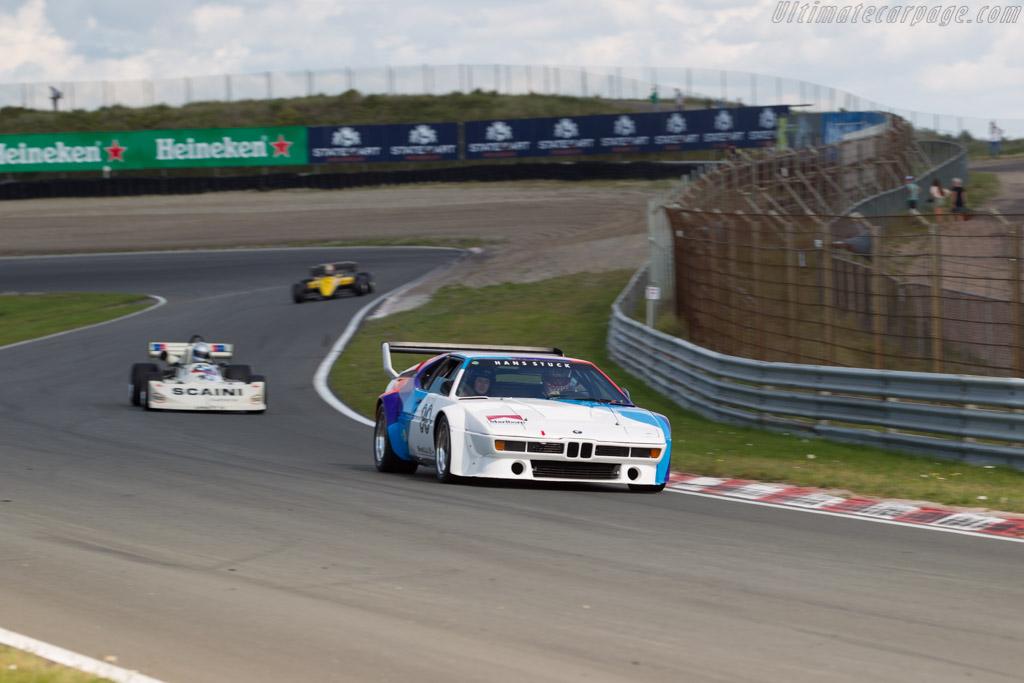 BMW M1 Group 4    - 2017 Historic Grand Prix Zandvoort