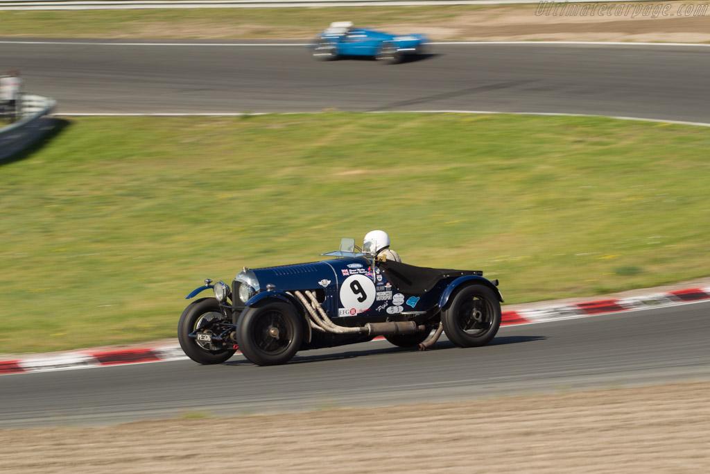 Bentley 3/4.5 Litre - Chassis: 1122 - Driver: Richard Hudson  - 2017 Historic Grand Prix Zandvoort