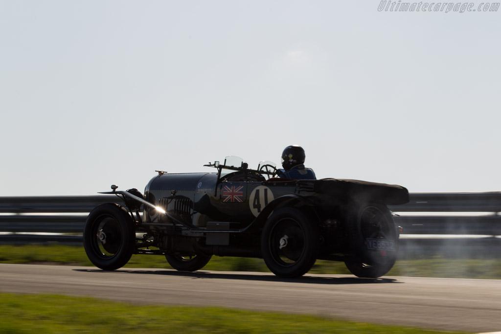 Bentley 3/4.5 Litre - Chassis: NR515 - Driver: Robert Spencer  - 2017 Historic Grand Prix Zandvoort