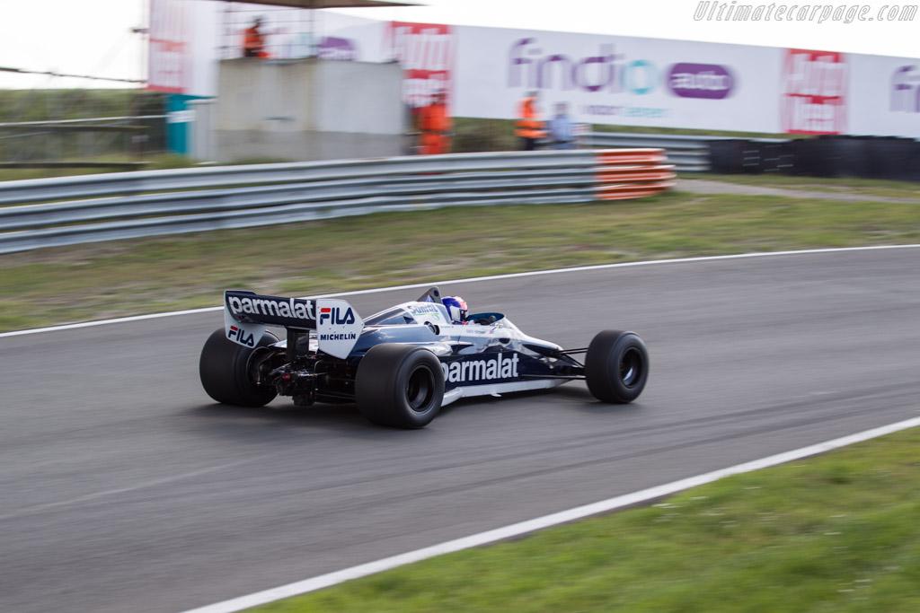 Brabham BT52 BMW - Chassis: BT52-1 - Entrant: BMW Classic - Driver: Jan Lammers  - 2017 Historic Grand Prix Zandvoort