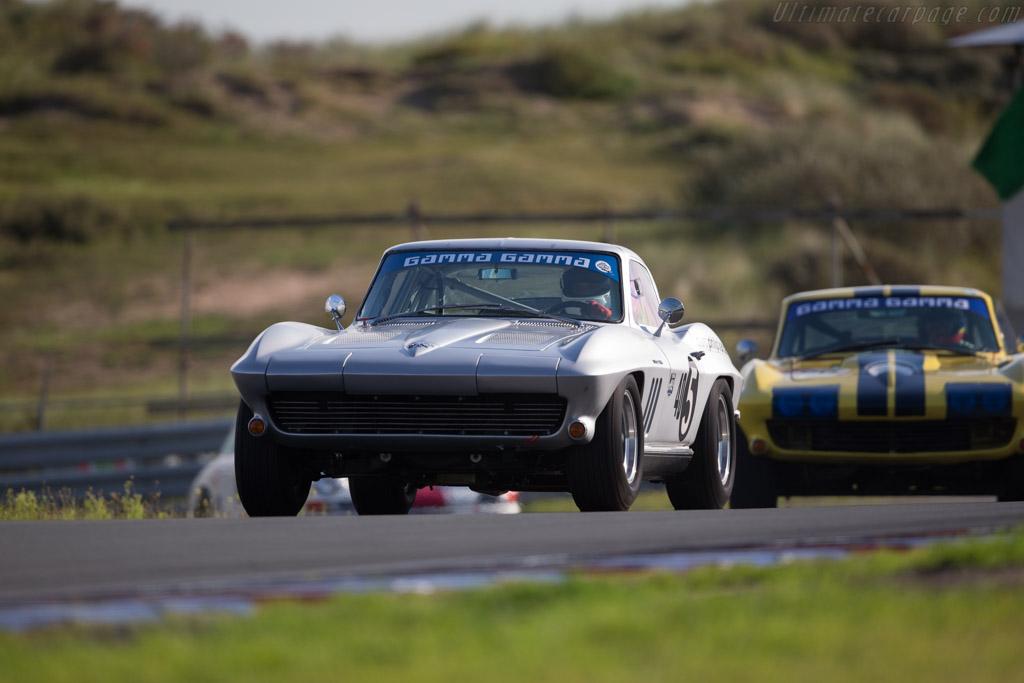 Chevrolet Corvette  - Driver: Tom Kuiper  - 2017 Historic Grand Prix Zandvoort
