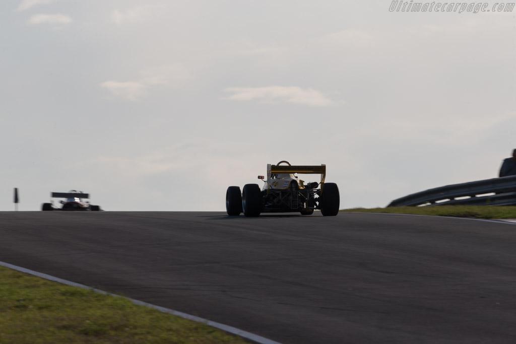 Chevron B38  - Driver: Hugh Price  - 2017 Historic Grand Prix Zandvoort