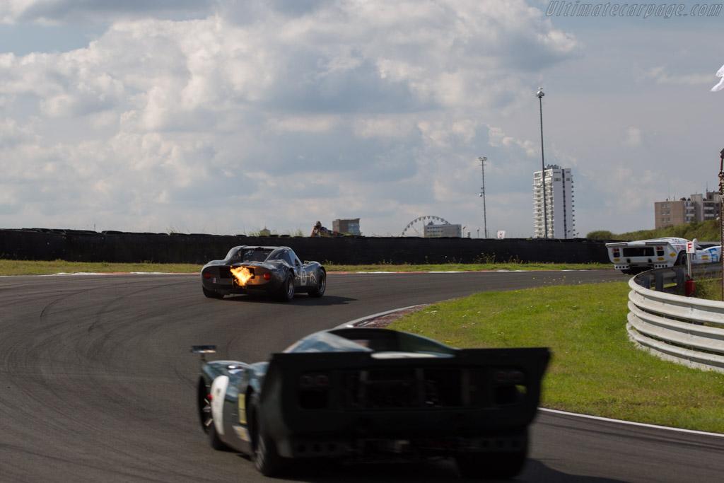 Chevron B8 - Chassis: DBE-60 - Driver: Graham Wilson  - 2017 Historic Grand Prix Zandvoort